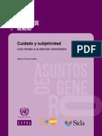 FLORES-CASTILLO. Cuidado y subjetividad..pdf