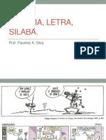 Fonema Letra
