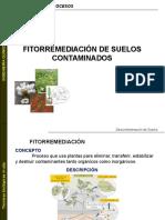 Descontaminacion de Suelos Tecnicas Biologicas