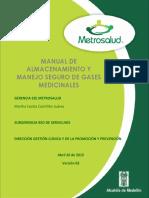 Ma Almacenamiento y Manejo Seguro de Gases Medicinales v3 2015 (1)