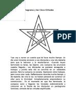 Cuento Del Pentagrama y Las Cinco Virtudes