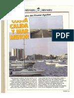 Revista Tráfico - nº 25 - Septiembre de 1987. Reportaje Kilómetro y kilómetro