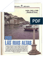 Revista Tráfico - nº 24 - Julio-Agosto de 1987. Reportaje Kilómetro y kilómetro
