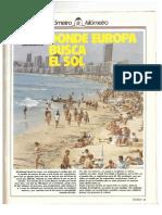 Revista Tráfico - nº 23 - Junio de 1987. Reportaje Kilómetro y kilómetro