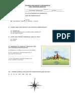 prueba-puntos-cardinales 3°