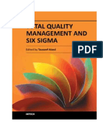 Aized, T. (2012)Total Quality Management