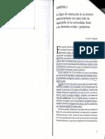 Riquelme - La Lógica de Construcción de Un Proyecto Interuniversitario