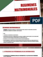 REGIMENES MATRIMONIALES.pptx