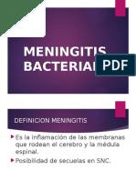 Meningitis , Presentacion