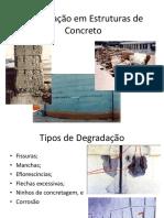 Degradação Em Estruturas de(1)