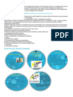 ESTRUCTURA DEL DEPORTE COLOMBIANO Y MUNDIAL
