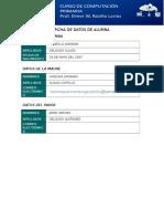 Ficha de Datos-daniella Delgado