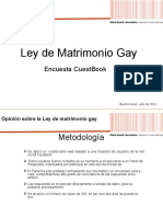 Ley de Matrimonio Gay