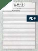 Raider Notes
