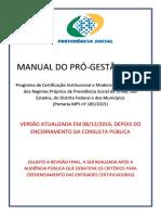 Manual Do Pró Gestão Rpps Versão Pós Consulta Pública 2016-12-08 Final Limpo 1