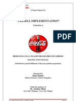A Project Report on Implementation of Presell System of Coca Cola in Siliguri Market