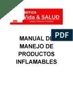 Manual de Manejo de Productos Inflamables