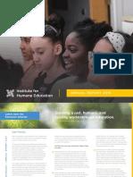 IHE Annual Report 2015