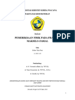 Referat PF Fraktur Maksilofacial