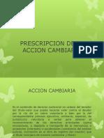 PRESCRIPCION DE LA ACCION CAMBIARIA.pptx