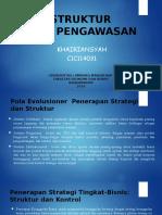 MS Struktur Dan Pengawasan