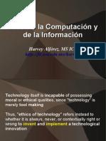 Ética de la Computación y de la Información