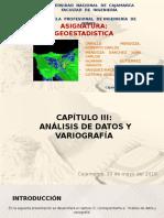 CAP. III-Analisis de Datos y Variograafia