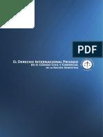 El Derecho Internacional Privado en El Codigo Civil y Comercial de La Nacion Argentina
