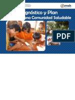 2. Diagnóstico y Plan Comunal
