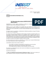3 Memoria Descriptiva Trabajos Motoreco MOTORECO