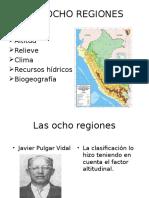 presentaciondelasochoregiones-100107091909-phpapp01