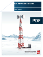 RFS Microwave Antenna System Solutions Brochure February 2011