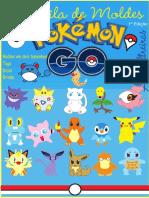 Pokemon em Feltro