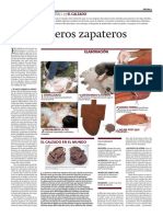 Arqueologia Experimental - Calzados