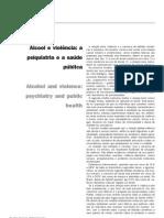 Álcool e Violência