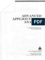 Advanced Applied Stress Analysis