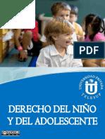 Derecho Del Niño y Del Adolescente (1)