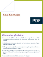 4 1 Fluid Kinematics