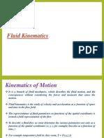 4 1 Fluid Kinematics