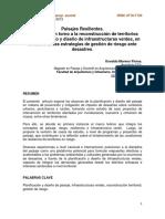 Paisajes Resilientes - Osvaldo Moreno