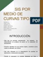 Unidad 8 analisis por medio de curvas tipo