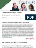 JNJ Pharmaceutical Joaquin Duato Slides