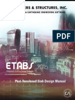 Etabs Pt Slab Design