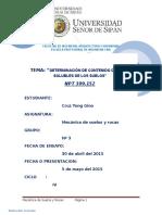 Suelos Informe 4 - Sales