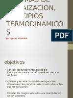 Sistemas de Climatizacion, Principios Termodinamicos