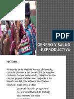 Genero y Salud Reproductiva