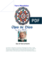 145247159 Yarn Mandalas Ojos de Dios