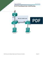 6.3.3.7 Lab - Configuring 802.1Q Trunk-Based Inter-VLAN Routing.pdf
