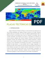 Teoria Tectonica Placas