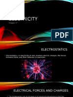 ch 17 - electricity
